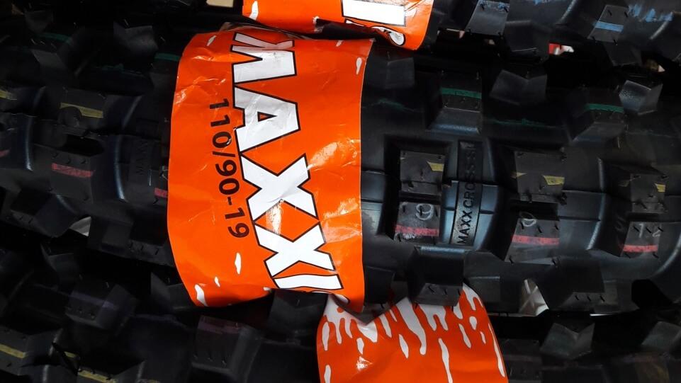 Maxxis Reifen für MX und Enduro