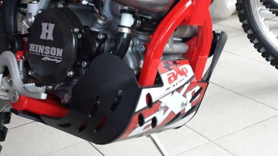 AXP Motorschutz Kunststoff für 4-T