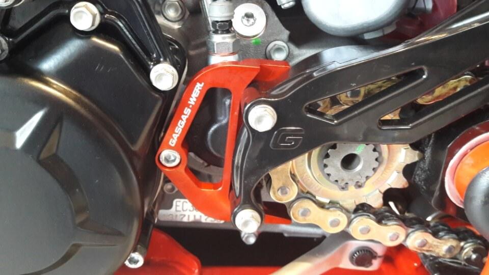 Protektor Kupplungdruckszylinder