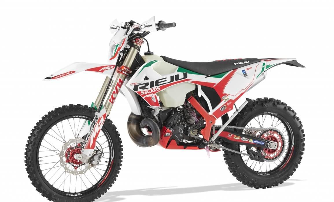 """RIEJU MR 300 Sixdays """"Italy"""""""